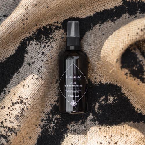Olej z czarnuszki Bioleev