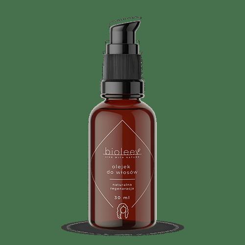 olejek do włosów bioleev 30 ml