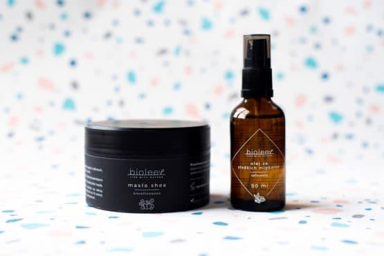 Zestaw kosmetyków naturalnych Bioleev dla mamy i dziecka